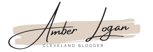 Amber Logan - Northeast Ohio Lifestyle Blogger